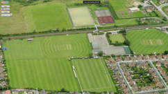 Photo of Norton Sports Village from above